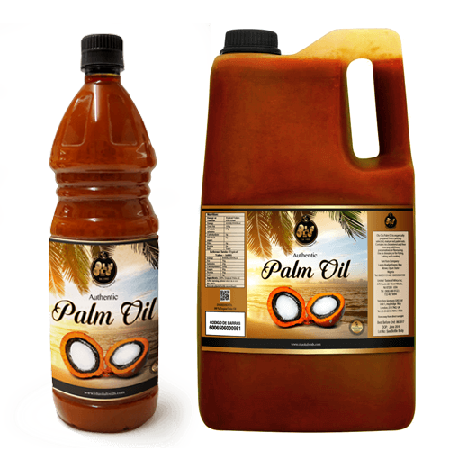 Palm Oil Bottle (0.5Ltr / 1ltr / 2ltr / 4ltr)