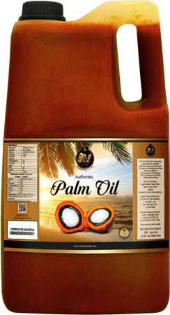 Palm Oil Gallon